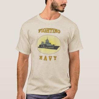 NAVY ESCORT T-Shirt