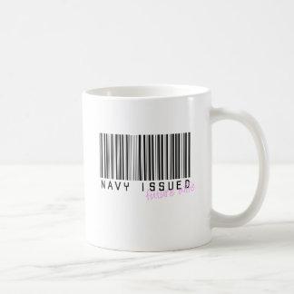 Navy Fiancee Issued Coffee Mug