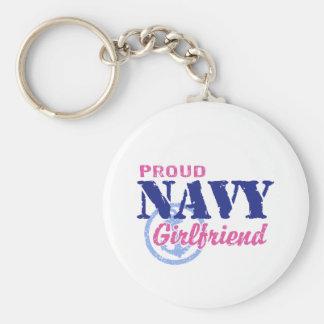 Navy Girlfriend Keychains