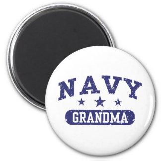 Navy Grandma Magnet