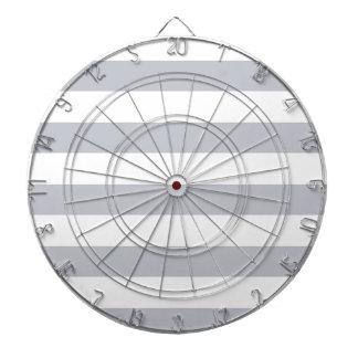 Navy grey white  marine dartboard with darts