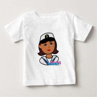 Navy Head - Dark Baby T-Shirt