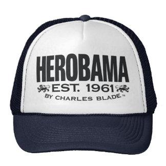 Navy HEROBAMA™ Trucker Hat