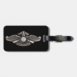 Navy Hospital Corpsman First Class FMF Luggage Tag