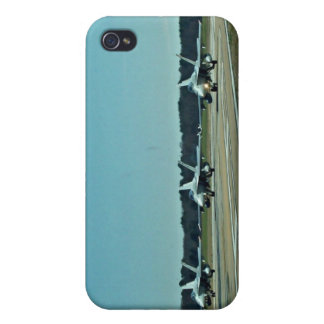 Navy Jets iPhone 4 Cover