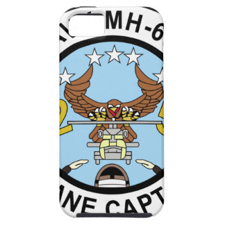 Navy MH-60S Plane Captain iPhone 5 Case