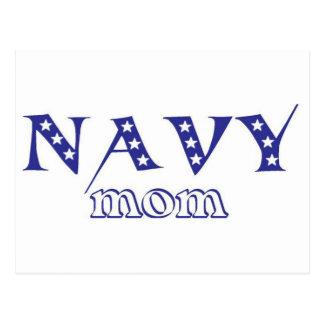 Navy Mom 2 Postcard