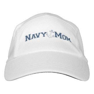 Navy Mom Headsweats Hat