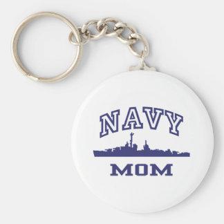 Navy Mom Keychains