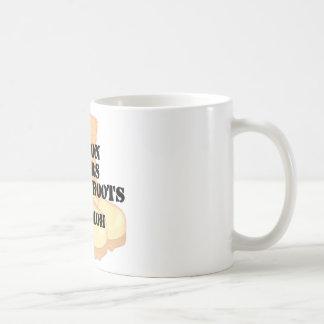 Navy Mom Son DCB Coffee Mug