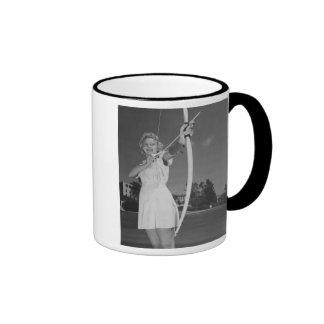 Navy Nurses Keep Fit Mug