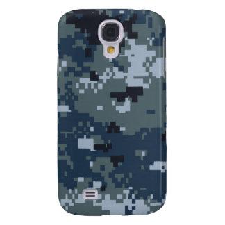 Navy NWU Camouflage Galaxy S4 Case
