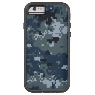 Navy NWU Camouflage Tough Xtreme iPhone 6 Case