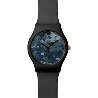 Navy NWU Camouflage Watch