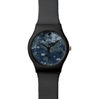 Navy NWU Camouflage Watch