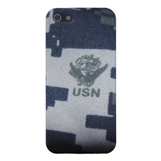 Navy NWU Iphone Case