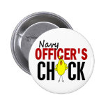 NAVY OFFICER'S CHICK PIN