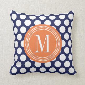 Navy Blue Geometric Pattern Pillows - Navy Blue Geometric Pattern Throw Pillows Zazzle