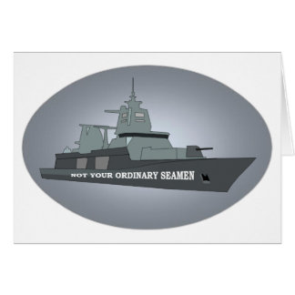 NAVY ORDINARY SEAMEN CARD