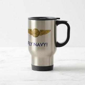 NAVY P3 Orion Vintage MUG!Fly Navy! Travel Mug
