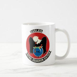 Navy Patrol Squadron VP-16 Classic White Coffee Mug