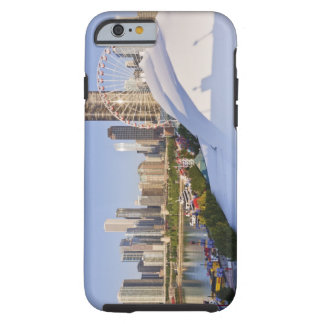 Navy Pier and Downtown Chicago Tough iPhone 6 Case