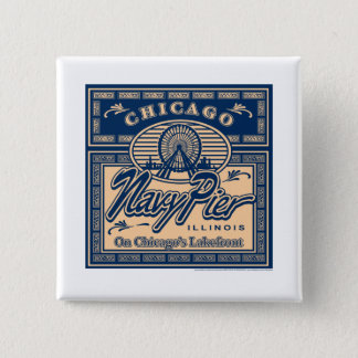 Navy Pier Chicago Button