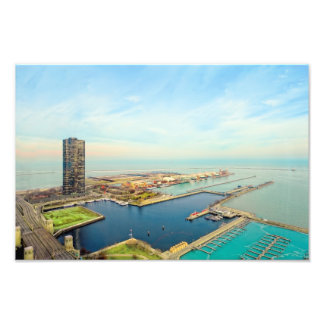 Navy Pier Chicago Photo Print