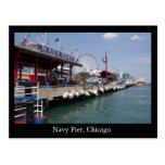 Navy Pier, Chicago Postcard