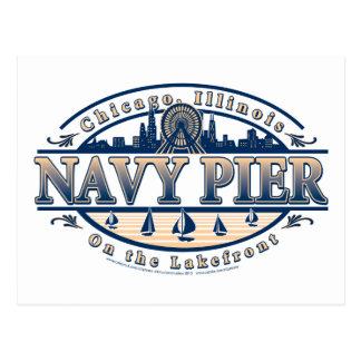 Navy Pier Chicago Postcard