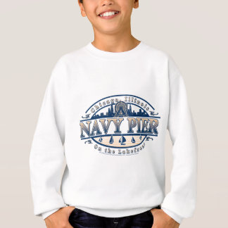 Navy Pier Chicago Sweatshirt