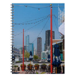 Navy Pier Lines Notebook