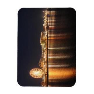 Navy Pier Rectangular Photo Magnet