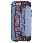 Navy Pier sign in Chicago Illinois USA Tough iPhone 6 Case