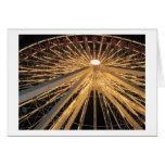 Navy Pier's Signature Ferris Wheel Greeting Card