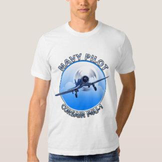 NAVY PILOT T-SHIRT