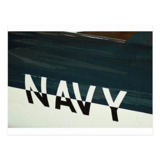 Navy Postcard