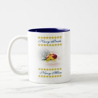 Navy Pride, Navy Mom Mug