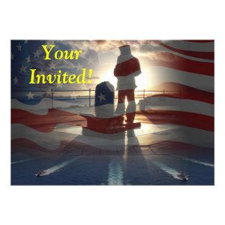Navy Retirement Invitation