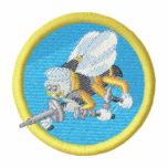 Navy Seabee Embroidered Jackets