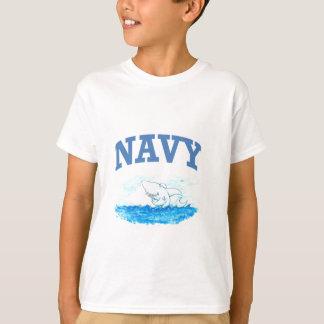 Navy Shark T-Shirt