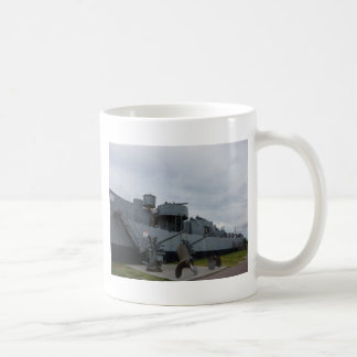 Navy Ship Coffee Mug