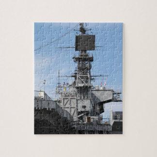 Navy Ship Puzzle