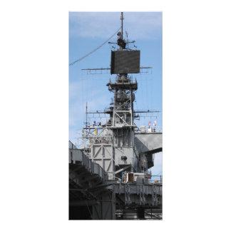Navy Ship Rack Card