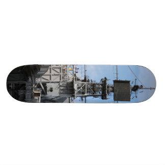 Navy Ship Skateboard