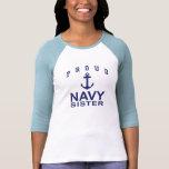 Navy Sister Tshirts