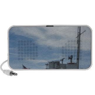 Navy Portable Speaker