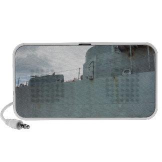 Navy Travelling Speaker