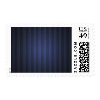 Navy Striped Background Stamps