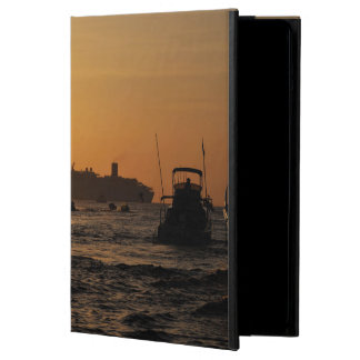 Navy the Cabos SunSet iPad Air Cover